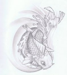 Love this google and drawings on pinterest for Sick koi fish