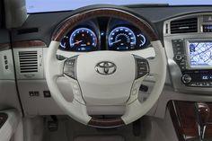 2012 Toyota Avalon dashboard #toyota #avalon #sedan #interior #style #technology #cars #auto #bennetttoyota #pennsylvania
