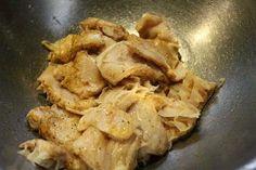 Stewed Beef Spleen Curry - Cà Ri Lá Sách Bò