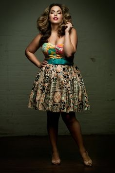 Trendy Plus Size Clothing: Fashion Myths Every Curvy Woman Should Know Trendy Plus Size Clothing, Plus Size Dresses, Plus Size Outfits, Plus Size Fashion, Girl With Curves, Sexy Curves, Beautiful Curves, Curvy Plus Size, Plus Size Model