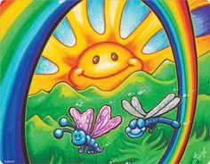 Happy Rainbow Ride