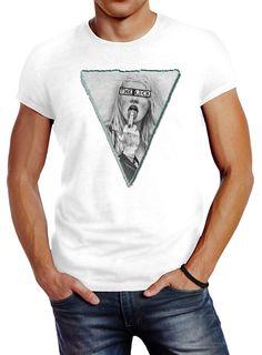 Herren T-Shirt mit Frau die Mittelfinger zeigt The Lick Fuck Off Neverless® Herren T Shirt, Mens Fashion, Mens Tops, Women, Middle Fingers, Punk Rock, Woman, Man Fashion, Moda Masculina