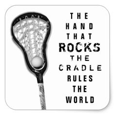 Shop Girls Lacrosse Square Sticker created by lacrosseshop. Personalize it with photos & text or purchase as is! Lacrosse Cake, Lacrosse Memes, Soccer Memes, Lacrosse Sticks, Softball Quotes, Sport Quotes, Lacrosse Cupcakes, Basketball Quotes, Women's Basketball
