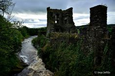 Carriganas Castle