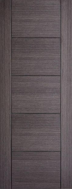 Leeds Doors Vancouver Solid Internal Door 78x33 Ash Grey - internal doors - colours - Vancouver Solid Internal Door 78x33 Ash Grey - Timber, Tool and Hardware Merchants established in 1933