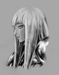 Number 2 Beth (Claymore)