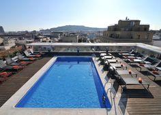 Jazz Hotel—Barcelona, Spain. #Jetsetter