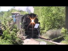 Nickel Plate 2-8-4 Steam Locomotive # 765