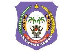 DownloadLogo Provinsi Gorontalo Vector CorelDraw CDR HD PNG      Gorontalo adalah sebuah Provinsi di Indonesia yang lahir pada tangg...