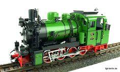 Rügen Dampflok (Steam locomotive) Mh 52