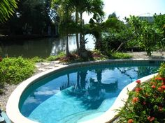 VRBO.com #500184 - Anna Maria Island 3 BR 3BA Private Heated Pool, Dock & Bayou to Gulf