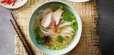 Pho (Nudelsuppe)