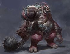 The monster , Fenghua  Zhong on ArtStation at http://www.artstation.com/artwork/the-monster-186c3717-ef64-4295-86bb-43ae8eb4c49d