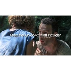 """Rick Quote - """"What Lies Ahead"""" 