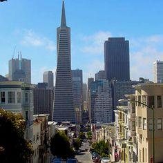 Beautiful Downtown San Francisco