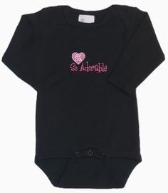 1df261205 11 Awesome Onesies (Girls) by So Adorable images | Babies clothes ...