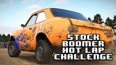 Wreckfest Stock Boomer Hot Lap Challenge on Finncross Circuit - See Desc. Stability, Circuit, Channel, Gaming, Abs, Challenges, Let It Be, Youtube, Videogames