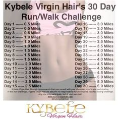30-Day Running Challenge | 80 Miles in 30 Days! Take the 30 Day Run Challenge.. Who's With Me ...