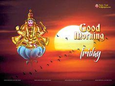 Friday Good Morning Wallpaper