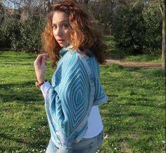 Ravelry: Gocce pattern by Paola Albergamo