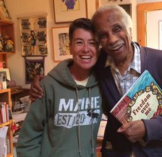 While visiting with author/illustrator Hazel Mitchell last month I had the…