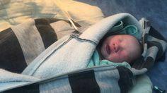 (新增影片)台灣台南安平區一名劉姓居民今天上午在街頭發現一名早產男棄嬰。該名...