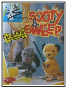 Sooty and Sweep Game - Amstrad CPC - (1980s)