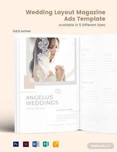 Instantly Download Free Wedding Layout Magazine Ads Template, Sample & Example in Adobe Photoshop (PSD), Adobe InDesign (INDD) Format. Available in 8.5x11,8.5x7.25,8.5x5.5,4.25x11 inches + Bleed. Quickly Customize. Easily Editable & Printable.