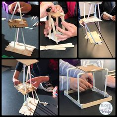 "66 Beğenme, 4 Yorum - Instagram'da Teachers Are Terrific! (@teachersareterrific): ""The most amazing STEM Challenge ever! On my blog today! (It's a tower building event, but has an…"""