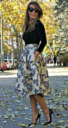 #Modest doesn't mean frumpy. #style #fashion