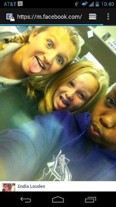 Bethany, me, and endia