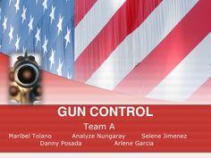 Gun+control+presentation+by+George+Thomson+via+slideshare