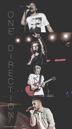 One Direction OTRA Lockscreen — ctto: @stylinsonphones