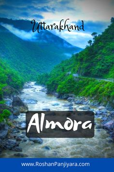 Almora is a beautiful Hil Station & located in Uttarakhand. Explore Best Tourist Places to Visit in Almora for Relaxing Trip ✯ Sightseeing ✯ Tourism Spot Peaceful Places, Beautiful Places To Travel, Cool Places To Visit, Travel Ideas, Travel Guide, Travel Inspiration, Travel And Tourism, India Travel, Leh Ladakh