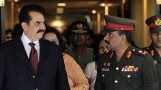 279 NEWZ: Sri Lankan army chief praises Pakistan army for br...