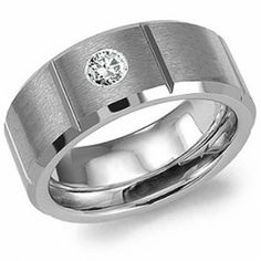 Crown Ring - Collections Alternative Metal Tungsten Carbide Tu 5503