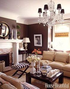 Living room decor ideas on a budget.