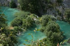 Plivice - Croatie