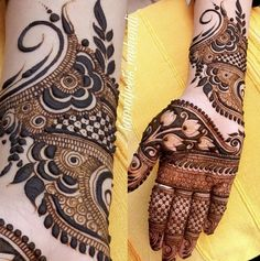 Latest Mehndi Designs For Engagement In 2020 Simple Arabic Mehndi Designs, Mehndi Designs Book, Mehndi Designs 2018, Modern Mehndi Designs, Mehndi Design Pictures, Mehndi Designs For Girls, Wedding Mehndi Designs, Dulhan Mehndi Designs, Beautiful Henna Designs