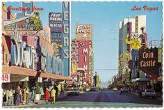 Las Vegas, NV. - circa 1970