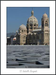 Marseille, La Major http://mistoulinetmistouline.eklablog.com/ http://www.my-art.com/isabelle-escapade/collections/provence