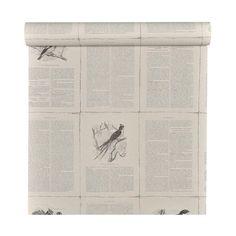 Tapeta TOMISLAR beżowa winylowa na flizelinie - Tapety na ścianę - w atrakcyjnej cenie w sklepach Leroy Merlin. Leroy Merlin, Sheet Music, Nostalgia, Art Deco, Bullet Journal, Music Sheets, Art Decor