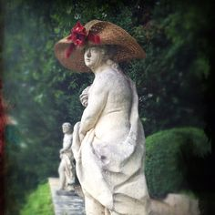 Classical with hat