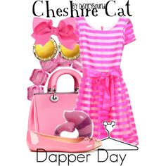 """""""Cheshire Cat"""" by lalakay on Polyvore"""