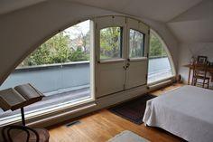 Venturi house interior