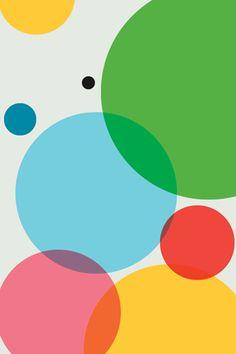Poolga - Tinybop Bubbles - Tuesday Bassen - iPhone Background