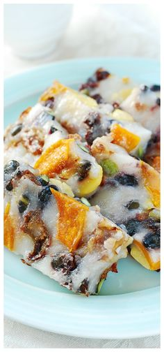 One of the easiest Korean rice cakes to make at home! It's made with healthy ingredients such as beans, nuts and dried fruits and pumpkin!
