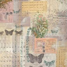 Eclectic Elements Wallflower Botanical Multi Fabric Yardage – Ann's By Design