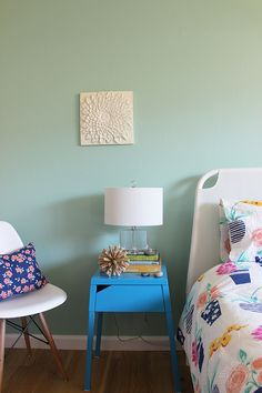 Bright Blue Master Bedroom creating a peaceful master bedroom | sweet dreams, kids room paint