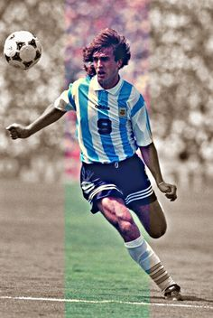 """Angel"" Gabriel Batistuta. Argentina's all-time top goalscorer. 1991–2002."
